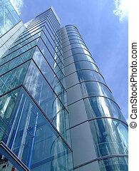 City Bürogebäude