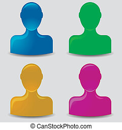 Default avatar Profil