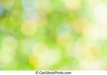 Defekter abstrakter grüner Hintergrund.