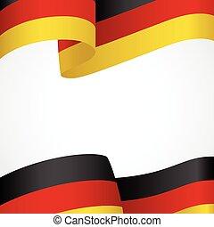Dekoration der deutschen Insignien.
