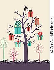 Der Geschenkebaum