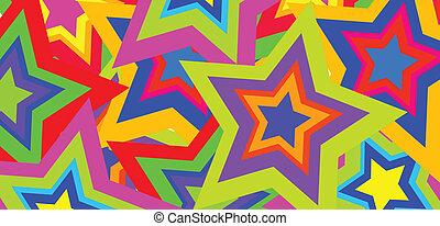 Der Vektor abstrakte Farb Hintergrund