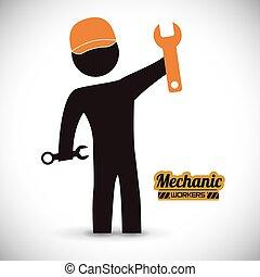 design, mechaniker