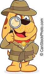 Detective Dog.