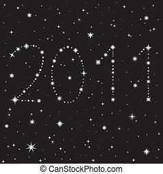 Die Anzahl der Sterne