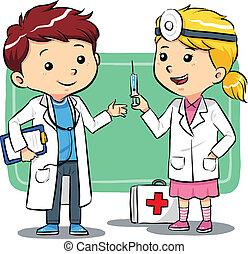 Doktorkinder