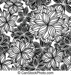 Doodle-Foral-Material