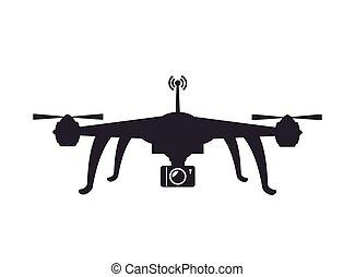 Drohnen-Technologiegerät