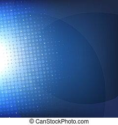 dunkel blau, hintergrund, verwischen