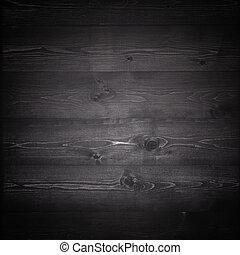 Dunkles Holz.