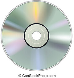 dvd, scheibe, cd