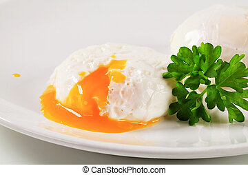 eier, zwei, erschlichen
