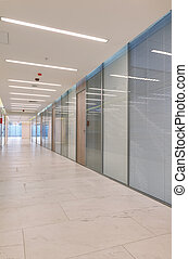 Ein Bürogebäude