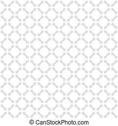 Ein einfaches Muster - Vektor nahtlose Struktur