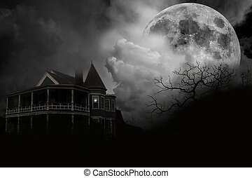 Ein verfluchtes Haus