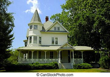 Ein viktorianisches Heim