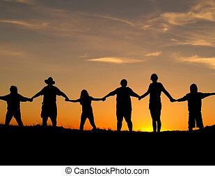 Einheit und Stärke
