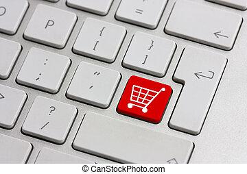 Einzelhandels-Knopf