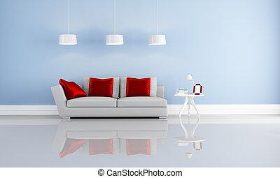 Elegantes modernes Inneres