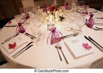 empfang., wedding
