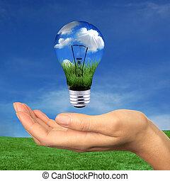 Erneuerbare Energie ist in Reichweite.