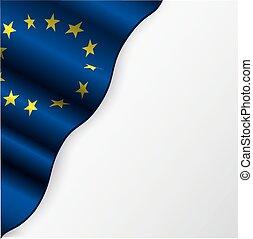 EU-Flagge.