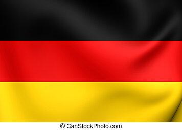 fahne, deutschland