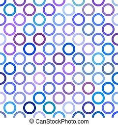 Farbige abstrakte Kreismuster.