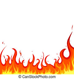 Feuer - Flammen