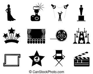 film, symbol, oskar, heiligenbilder