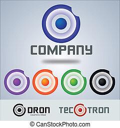 Firmenlogodesign, Zielkreis.
