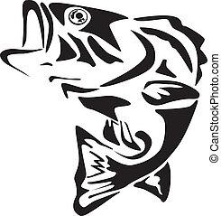 Fisch-Ikone.