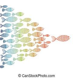 Fischwelt.