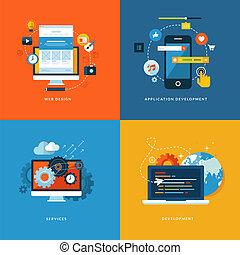 Flet-Icons für die Webentwicklung