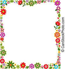 Floralsche Grenzstruktur