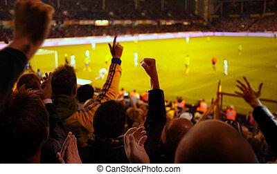 Football-Erregung