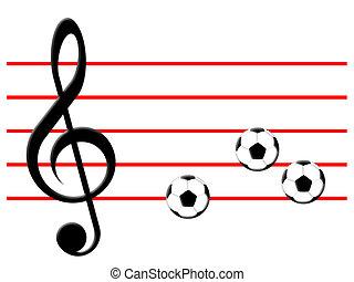 Football-Musik