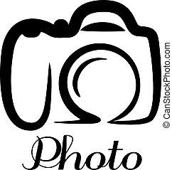 Fotokamera Emblem.