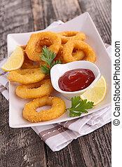 Fried Calamari.