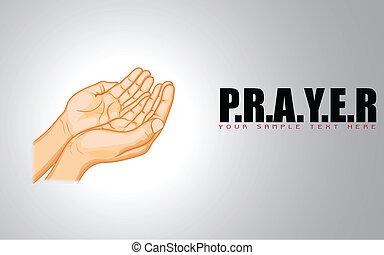 Gebetshand