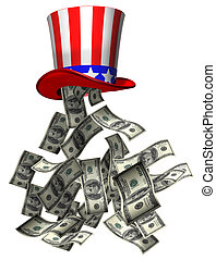 geld, regierung