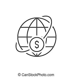 Geld Welttransfer.