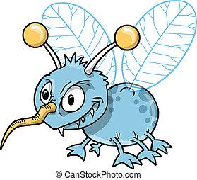 Gemeiner Insektenvektor