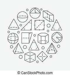 Geometrische Abbildung.