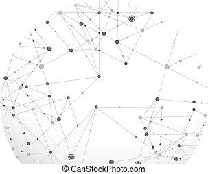 Geometrische Verbindung.