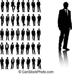 Geschäftsmänner