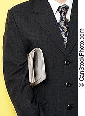 Geschäftsmann