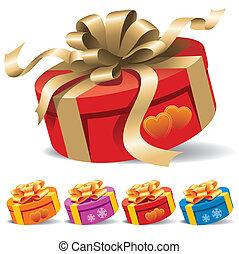 Geschenkkasten