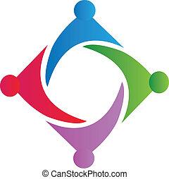 gewerkschaft, logo, symbol