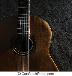 Gitarre bleibt Leben